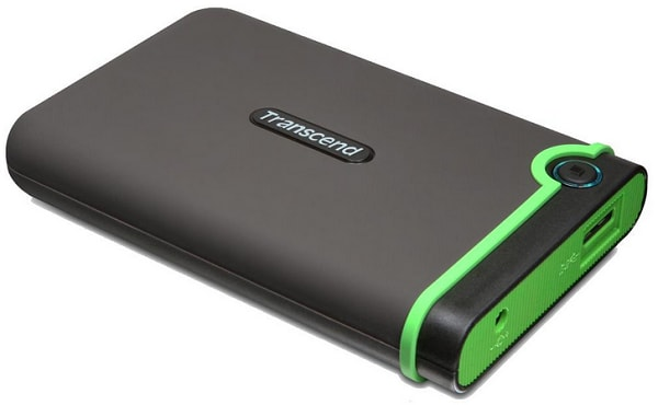 transcend external hard drive data recovery