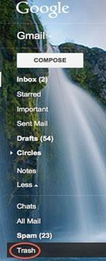 retrieve my emails