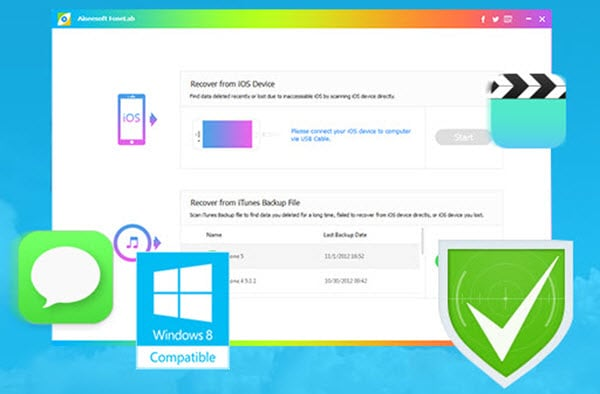Top 5 Best iPod Data Recovery Software