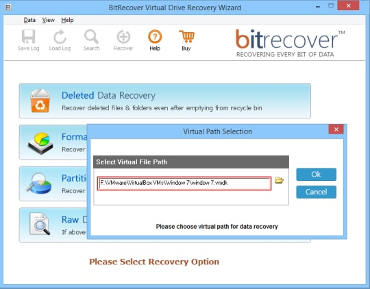 Bitrecover Data Recovery