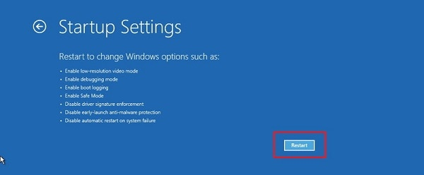 black screen error in windows 7/10