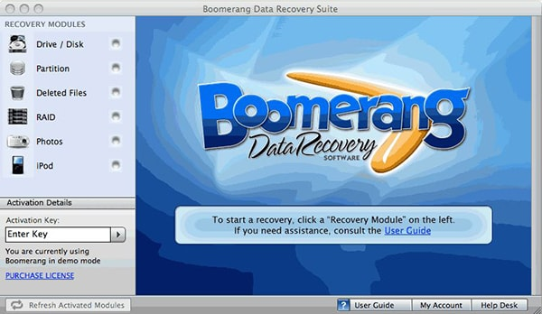 The Best Boomerang Data Recovery Alternative Tool