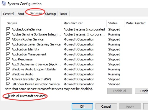 10 Solutions to Fix Computer Won't Shut Down in Windows 7/8/10
