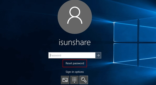 crack administrator password without software