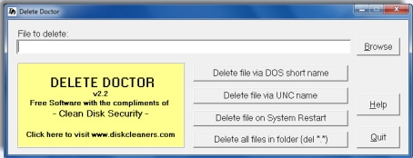 How to Use the Best 7 File Deleters to Delete Locked and Unwanted Files in Windo