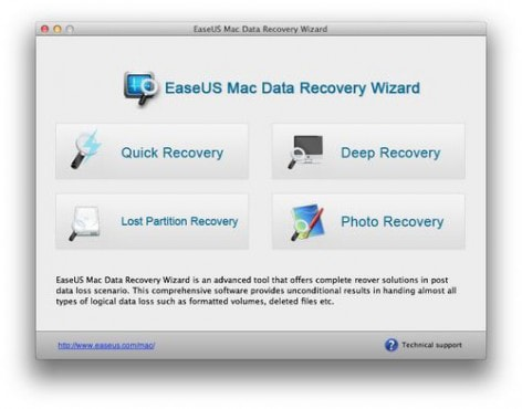 Top 5 Mac File Recovery Programs
