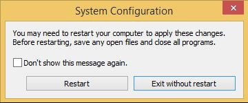 windows 8 enter safe mode