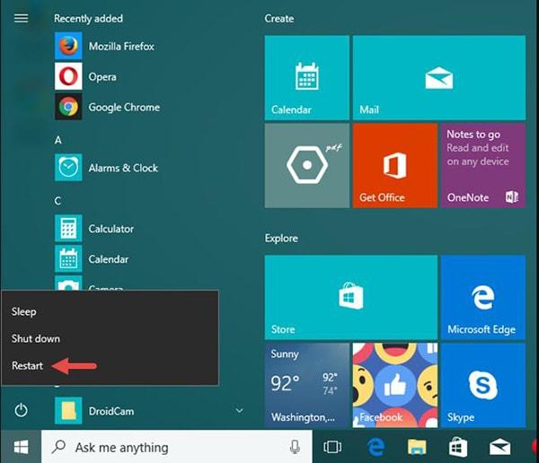 windows 10 enter safe mode