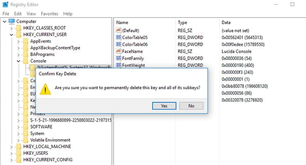 external hard drive not recognized