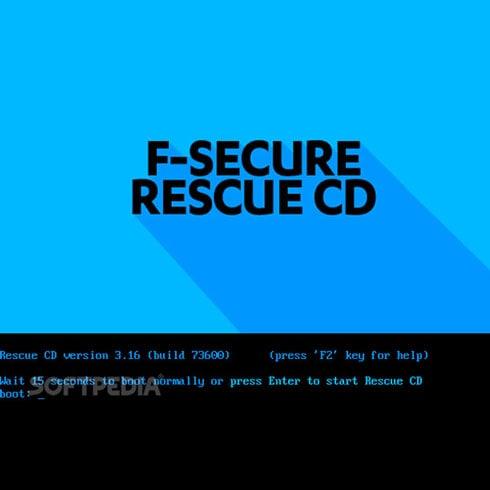 F-Secure rescue CD