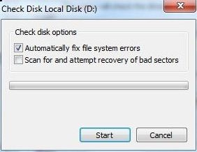 hard drive bad sectors removal
