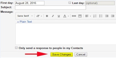 how to recover a sent mail in gmail