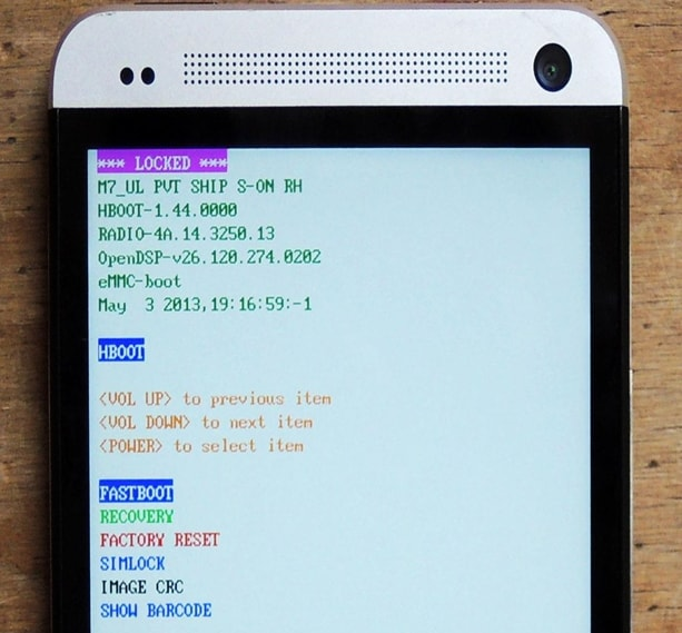 Full Tips on HTC Recovery: HTC Recovery Mode and HTC Data Recovery