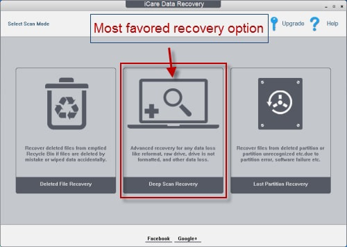 Die beste Alternative zu iCare Data Recovery für Mac