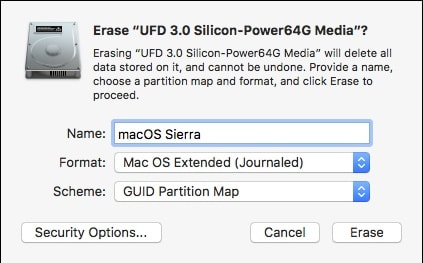 How to Install macOS High Sierra on External Hard Drive