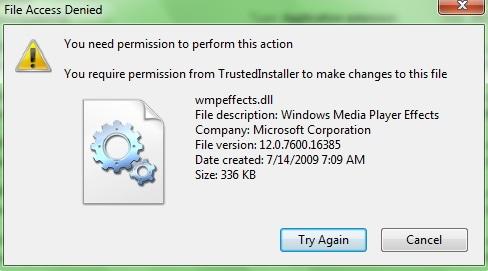 dll files missing