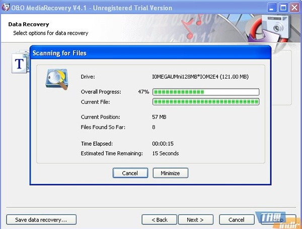 media recovery software