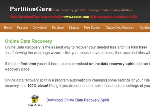 Top 3 Online Data Recovery Software