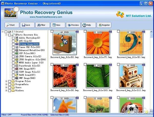 photo recovery genius