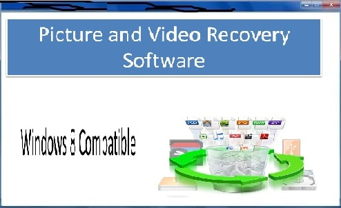 picture and video recovery