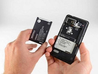 avoid data loss on Motorola Droid Bionic