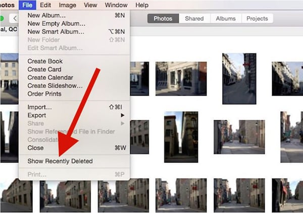 How to Retrieve Deleted Pictures