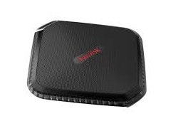 ScanDisk Extreme 500 Portable SSD