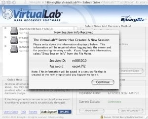 launch virtuallab software