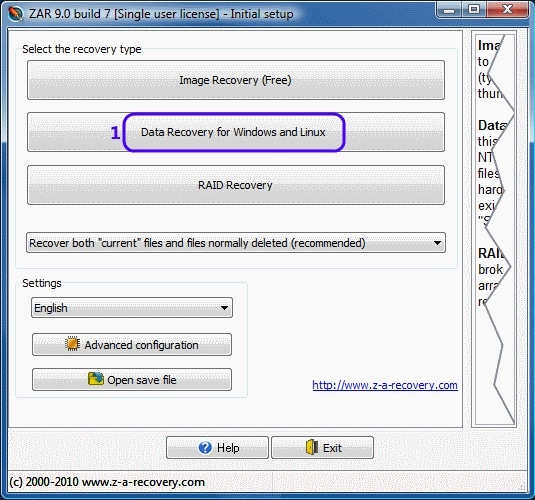 How Does Zar Data Recovery Software Work?