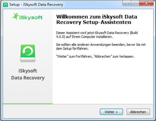 download iskysoft data recovery für windows