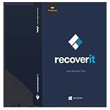 recoverit, récupération de données