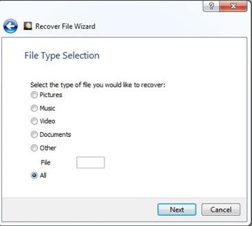 Orion File Recovery Alternative Software for Windows