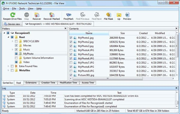 R-Studio Data Recovery Doesn't Work? Try the Best R-Studio Data Recovery Alterna