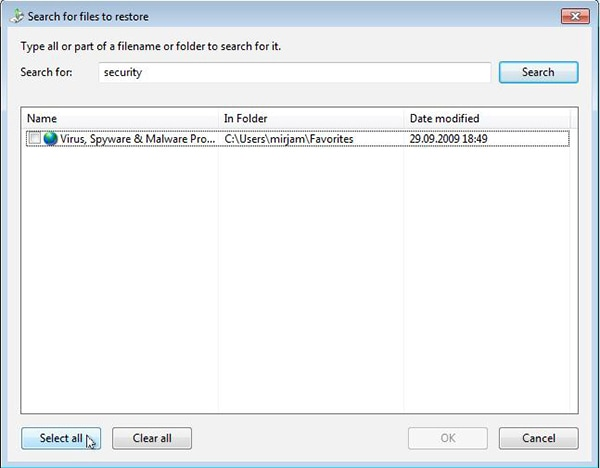 overwritten file recovery