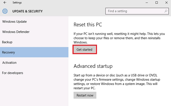 How to Fix Windows Error Recovery without Hassle