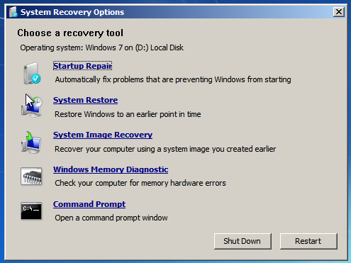 How to Get into Recovery Mode on Windows
