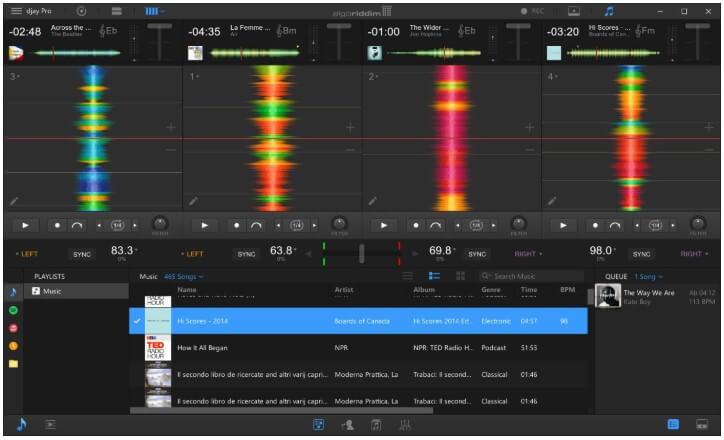 7 meilleurs logiciels de mixage de musique pour Mac ou PC en 2019 que vous devez savoir