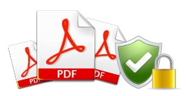 How can i convert a scan doc. to pdf ?