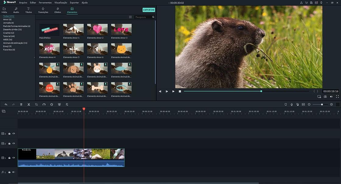 6 Melhores Softwares de Efeitos de Vídeo Que Não Deve Perder