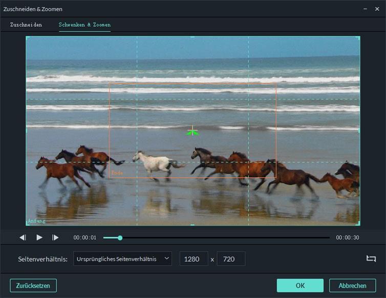 [Tutorial] Windows Movie Maker: Ein Video zoomen