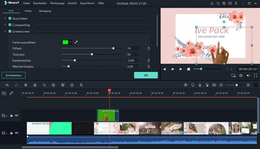 kostenlose video hintergründe für green screen