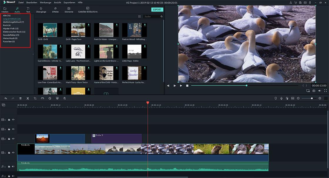 Video Collage Maker - Wie man effektiv eine Video Collage erstellt