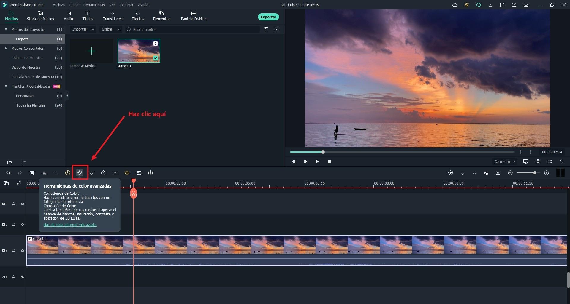 Corrección del Color de Videos para YouTube: ¿Cómo Cambiar El Color?