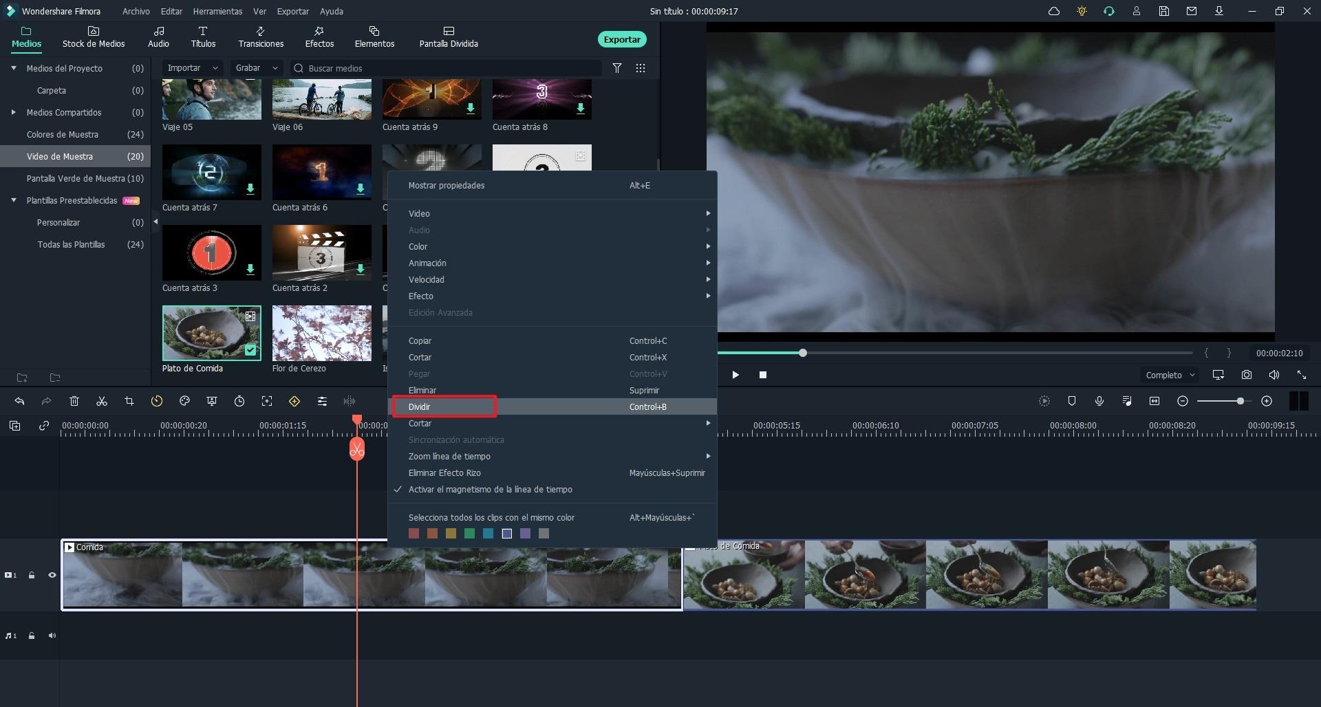 editar video o audio
