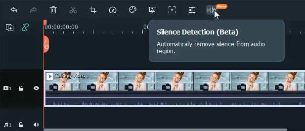 find silence detection