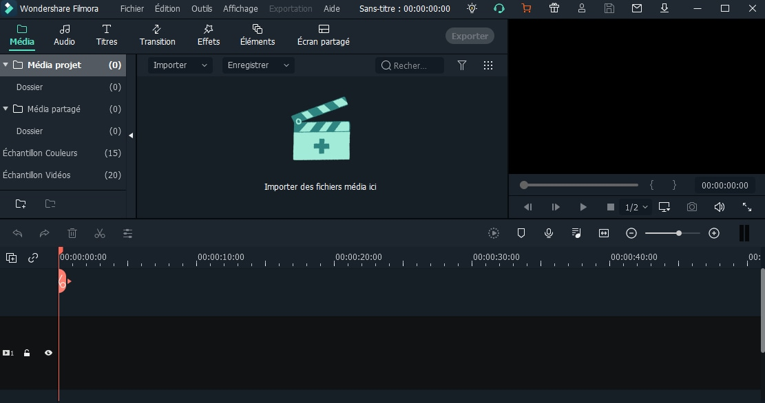 import video for blurring