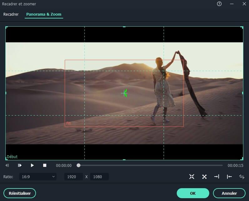 Logiciel de zoom vidéo | Comment zoomer/rogner une vidéo sur Windows ou Mac?
