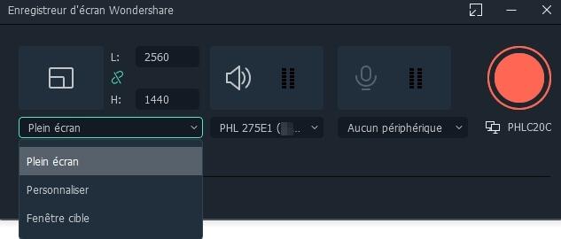 3 façons pour enregistrer l'écran PC