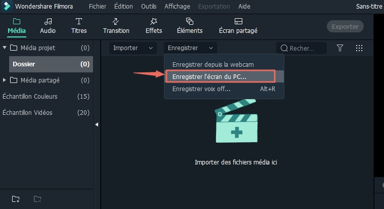 Impossible de faire une capture d'écran avec Windows Movie Maker?