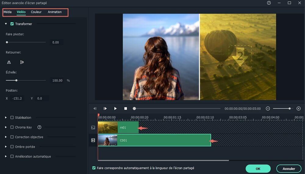 Comment mettre des vidéos côte à côte avec Windows Movie Maker